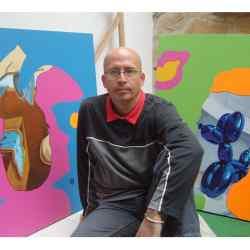 Jorge Jurado y su recorrido por el arte moderno