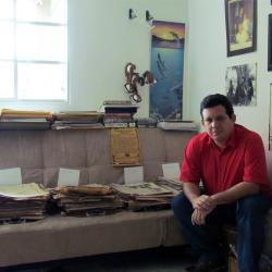 Entrevista a Amir Valle